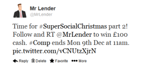 Click on the image to enter via twitter.